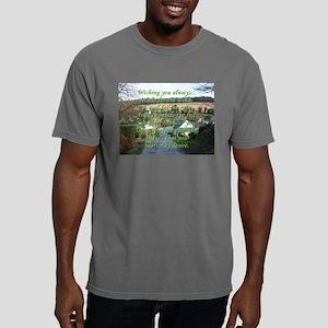 Wishing You Always Mens Comfort Colors Shirt