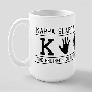 The Brotherhood of Pimps Large Mug