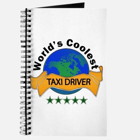 Cute Taxi Journal
