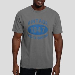 1947 Vintage Birthday Mens Comfort Colors Shirt