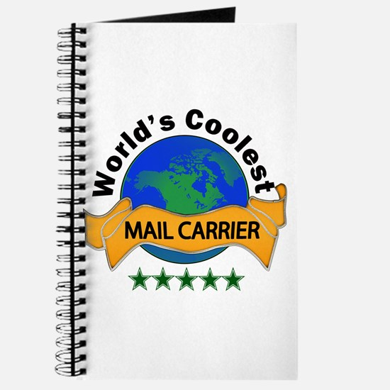 Cute Mail carrier Journal