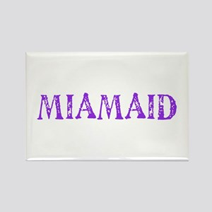 LDS MIAMAID logo Rectangle Magnet (10 pack)