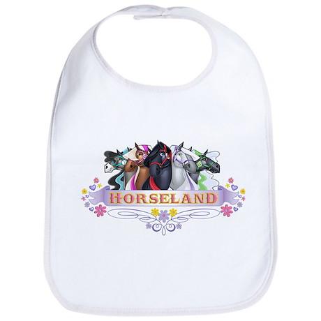 Horseland T Bib