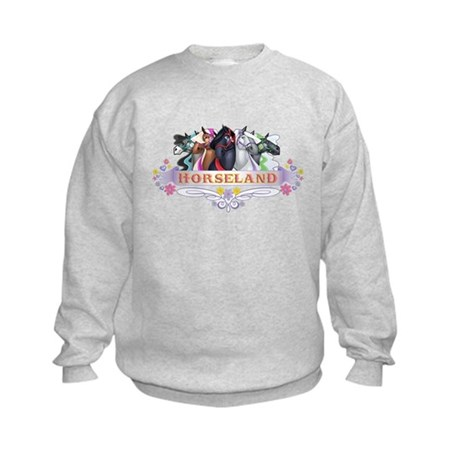 Horseland T Kids Sweatshirt