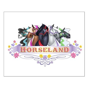 Horseland T Small Poster