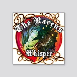 THE RAVENS WHISPER Sticker