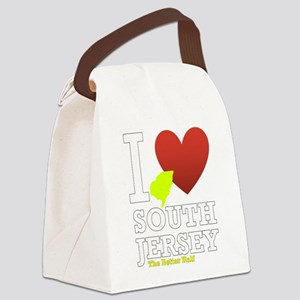 I love South Jersey Canvas Lunch Bag