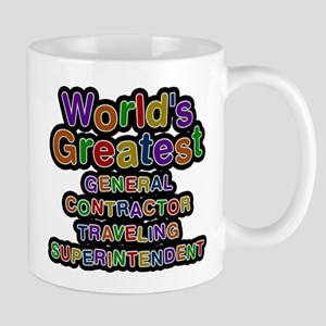 Worlds Greatest GENERAL CONTRACTOR TRAVELING SUPER
