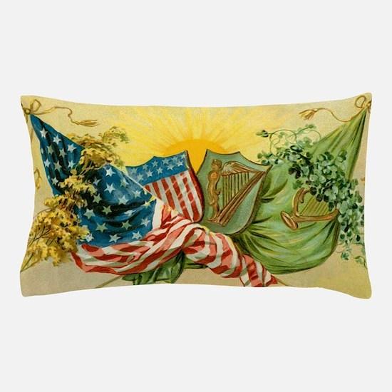 American Irish Pillow Case