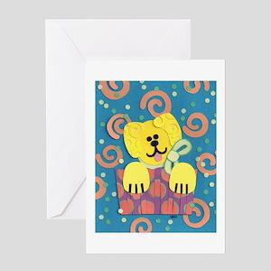 Pupcake Greeting Card