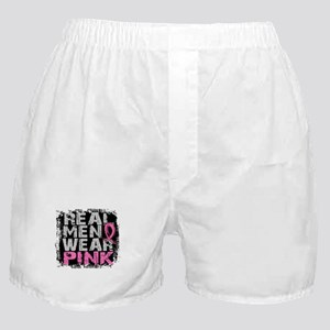 Real Men Wear Pink 1 Boxer Shorts