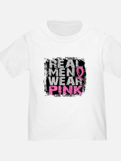 Real Men Wear Pink 1 T