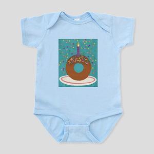 Donut Infant Bodysuit