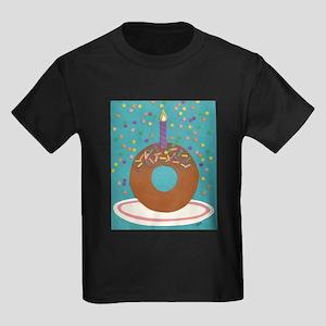 Donut Kids Dark T-Shirt