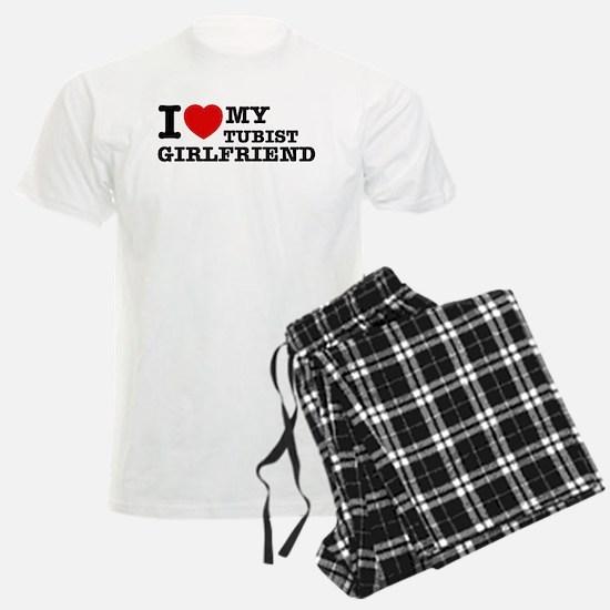 I love my Tubist girlfriend Pajamas