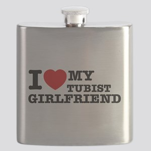 I love my Tubist girlfriend Flask