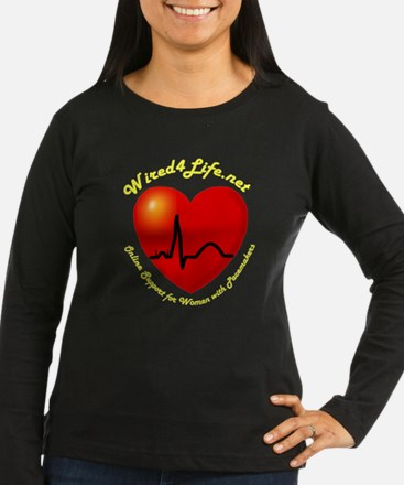 Wire4Life_2_Trans Long Sleeve T-Shirt