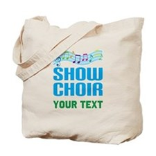 Personalized Show Choir Tote Bag