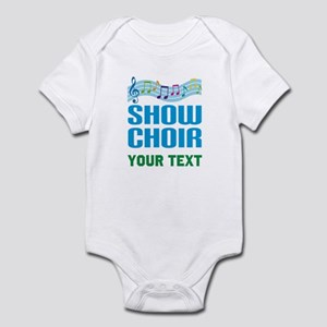 Personalized Show Choir Infant Bodysuit
