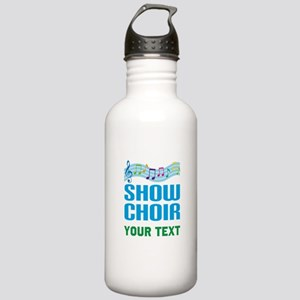 Personalized Show Choir Stainless Water Bottle 1.0
