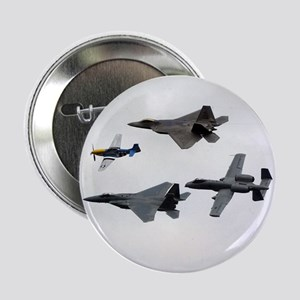 "60 Years Flight 2.25"" Button (100 pack)"