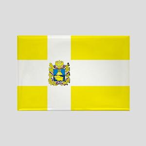 Stavropol Flag Rectangle Magnet