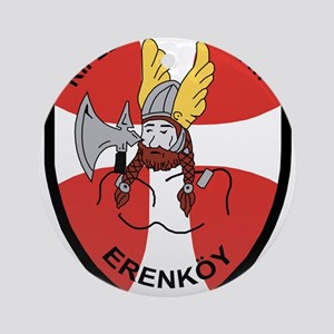 Erenköy Patch Ornament (Round)