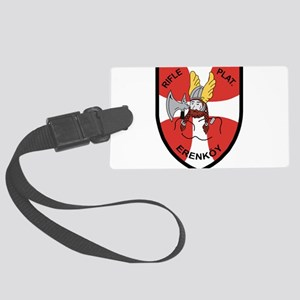 Erenköy Patch Large Luggage Tag