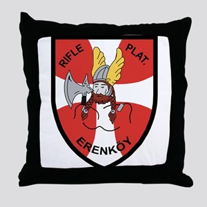 Erenköy Patch Throw Pillow