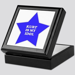 Kurt Is My Idol Keepsake Box