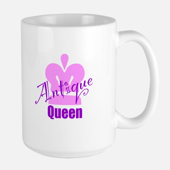 Antique Queen Large Mug