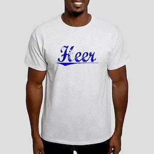 Heer, Blue, Aged Light T-Shirt
