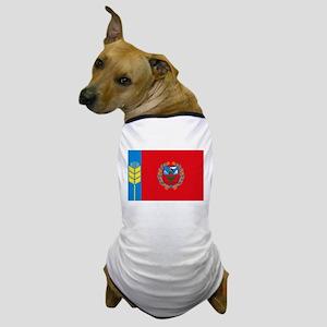 Altai Flag (Krai) Dog T-Shirt