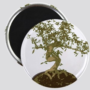 Bonsai Graphic Magnet