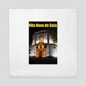 Serra do Pilar Night Queen Duvet