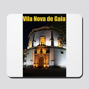 Serra do Pilar Night Mousepad