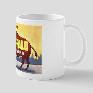 Buffalo New York Greetings Mug