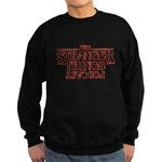 The Stranger Things Podcast Sweatshirt