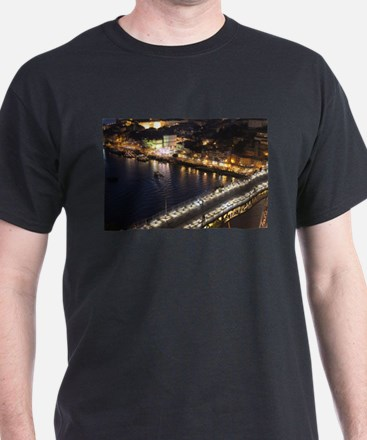 Riberia by Night T-Shirt