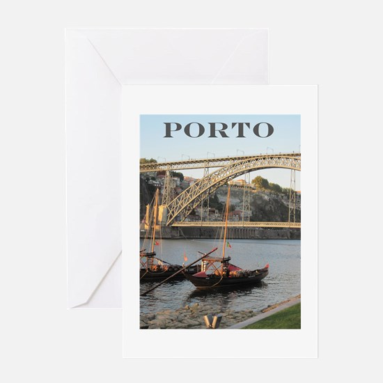 Douro View #2 Greeting Card
