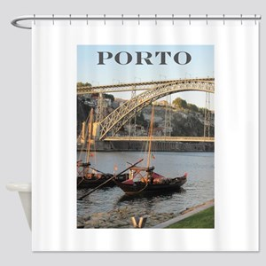 Douro View #2 Shower Curtain