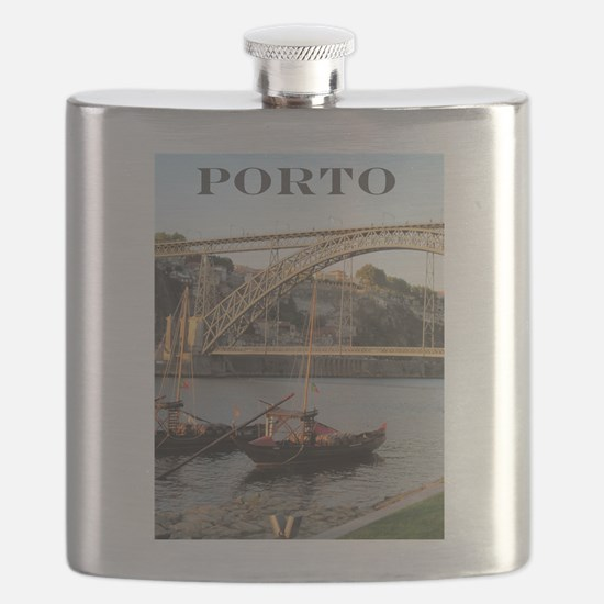 Douro View #2 Flask