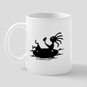 Kokopelli Tuber Mug