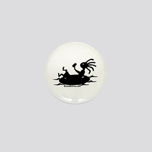 Kokopelli Tuber Mini Button