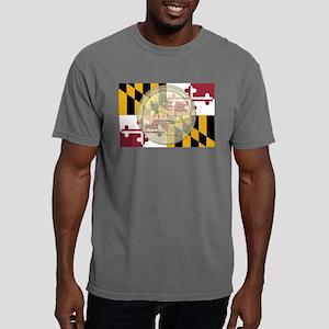 Maryland Quarter 2013 Mens Comfort Colors Shirt