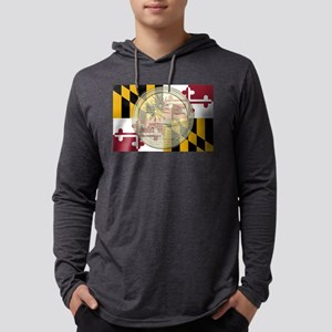 Maryland Quarter 2013 Mens Hooded Shirt