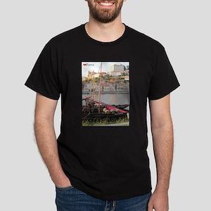I Heart Porto #2 Dark T-Shirt