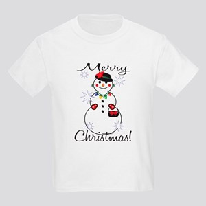 Merry Christmas! Kids Light T-Shirt