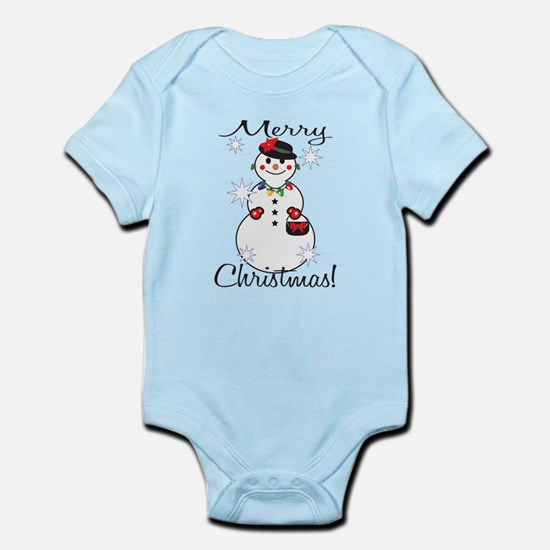 Merry Christmas! Infant Bodysuit