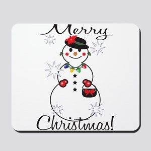 Merry Christmas! Mousepad